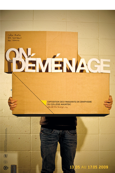 2009On déménage